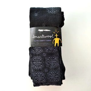 """NWT! SMARTWOOL """"Galloon"""" Footed Tight, WMNs L"""